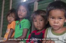 Expanding Vital Development Opportunities to the Children of the Tonle Sap Lake