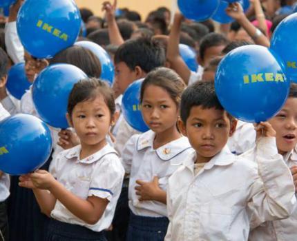 IKEA IWitness Visit to Cambodia