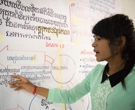 From Farmer to Lokru (respected teacher): Becoming a Community Accountability Facilitator