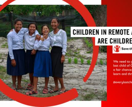 Cambodia's every last child