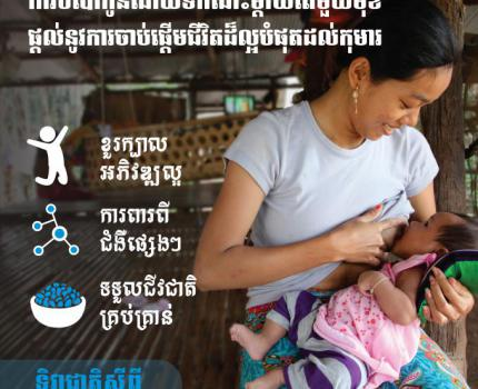 The Right Start for Cambodian Children