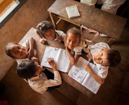 Country Director Message for International Literacy Day